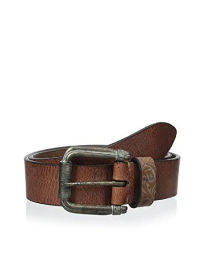 Torino Leather Co Men's Distressed Leather Belt