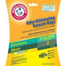 Odor Eliminating Vacuum Bags front-25463