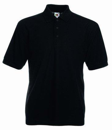 fruit-of-the-loom-pique-polo-shirt-black-xl