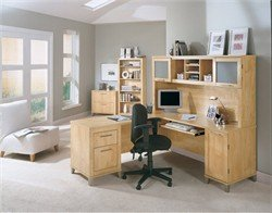 Home Office Furniture Set 2 - Somerset Collection