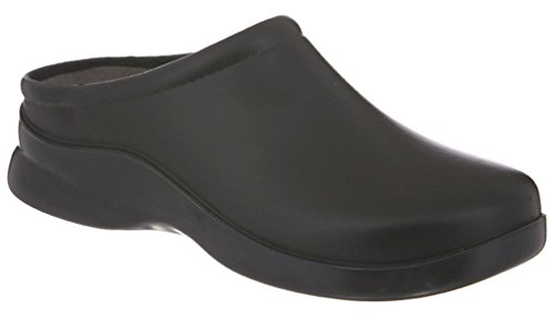 Klogs Men's Edge Comfort Slip On Black Casual Clog 10 M (Klogs Chef Shoes compare prices)