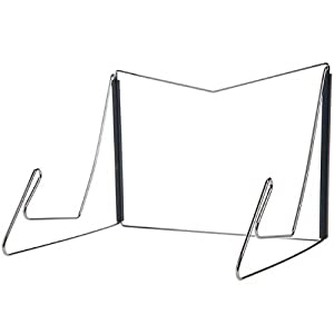 Mighty Bright Fold 'n' Stow Book Holder [With Plastic Notebook Storage Pouch]