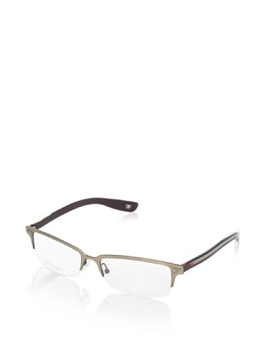Bottega Veneta Bottega Veneta Women's BV139 Eye Glasses, Brass/Dark Olive