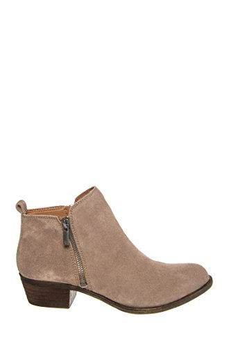 Details for Lucky Women's Basel Boot, Brindle Suede Leather, Size 6 M US by Lucky Brand