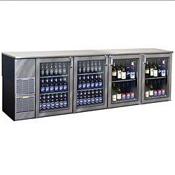 Back Bar Coolers front-394343