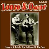 Original album cover of Theres a Hole in the Bottom of the Sea by Lonzo & Oscar