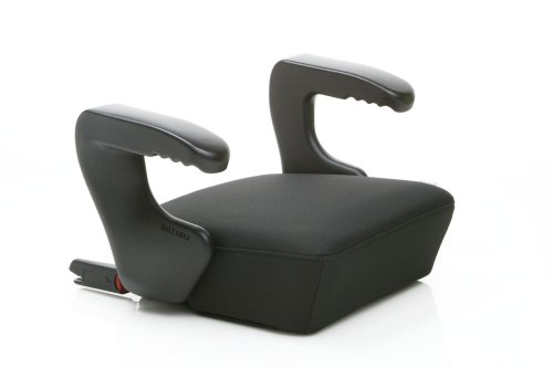 Clek Ozzi Booster Seat In Licorice front-39753