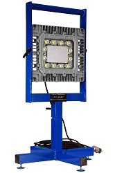Explosion Proof Light - Base Stand Mount - 16 Inch - 150 Watt Led - Class 1 Div 1 C&D - 300' Cord