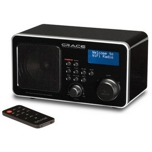 Grace Digital Wireless Internet Radio GDI-IR2000