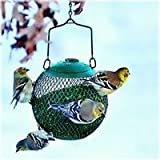 No/No Green Seed Ball Wild Bird Feeder  GSB00344