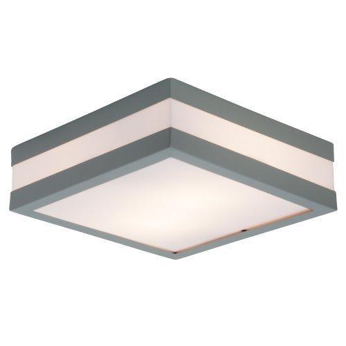 Philips shades lampada da parete da esterno alluminio - Lampade da esterno philips ...