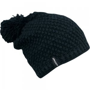 Spyder Women's BRRR Berry Hand Knit Hat