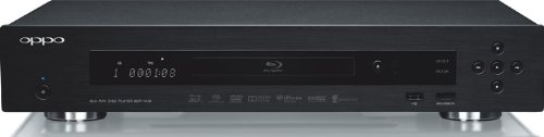 OPPO BDP-103D Universal 3D Photo