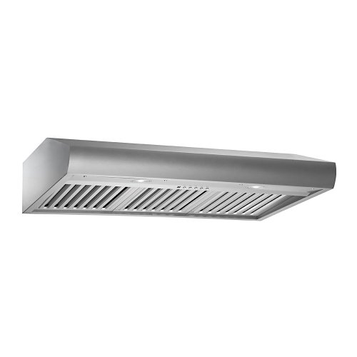 Contemporary Range Hood front-25259