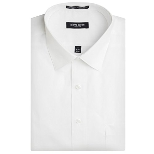 pierre-cardin-1019-mens-slim-fit-long-sleeve-solid-dress-shirt-white-165-4-5