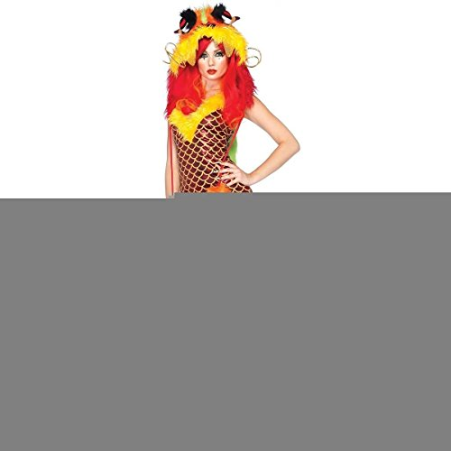 [GSG Dragon Costume Adult Sexy Chinese Halloween Fancy Dress] (Dragon Warrior King Adult Mens Costumes)