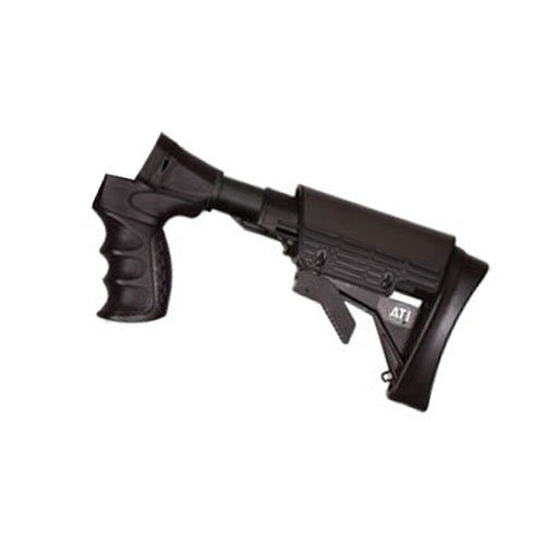 Best ATI Talon Tactical Six Position Mossberg Shotgun Stock With Scorpion Buttpad And Recoil Grip
