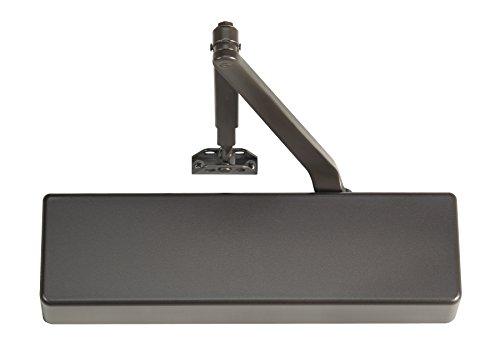 Norton Door Controls 7500 x 690 7500 Series Door Closer, Cast Aluminum Body, Adjustable Size 1-6, Dark Bronze Finish