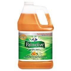 Palmolive 04930 1 Gallon Dishwashing Liquid and Antibacterial Hand Soap (4 per Case)