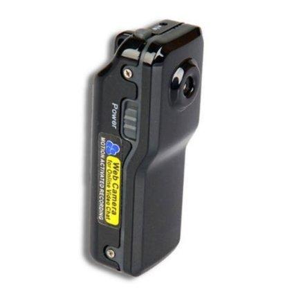 Xingan Mini-DV Tragbare Webcam P2P Wifi IP-Kamera versteckte Spion Remote Videokamera Wireless Überwachungskamera DVR Camcorder für iPhone / Android / Ipad / PC+ 16GB Micro SD Karte