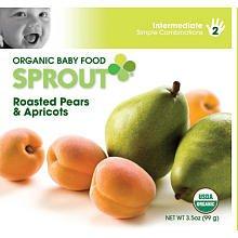 Ella'S Kitchen Organic Baby Food Banana Baby Brekkie - From 6 Months - 3.5 Oz Pouch