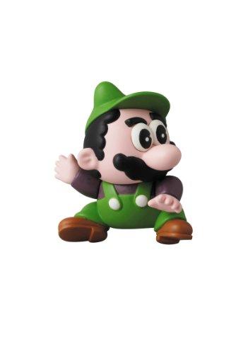 Medicom Nintendo Super Mario Bros. Ultra Detail Figure Series 2: Mario Bros. Luigi UDF Action Figure
