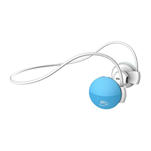 Meelectronics Air-Fi® Journey Af16 Ultra Portable Stereo Wireless Headset (Blue)