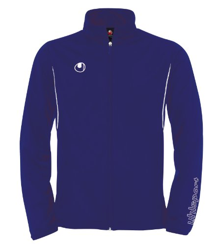 Uhlsport, Felpa Classic blu-Weiss, Blu (royal/weiß), S