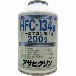 日本グリース クーラーガス R134a 200g HFC134A