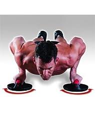 Iron Gym Max Push-Up Bars - Multi-Colour
