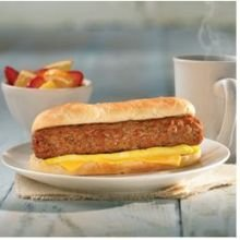 Jimmy Dean Fully Cooked Original Breakfast Sausage Sandwich Link, 6 Inch -- 6 Per Case.