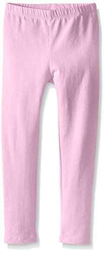 The Children's Place Baby-Girls Solid Legging, Sparkle Pink, 2T