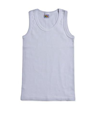 Fragi Pack x 4 Camisetas Interiores Blanco