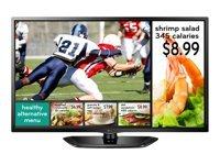 """LG 32LN549E - Televisor LCD (pantalla LED de 81,28 cm/32"""", 16:9, 1366x768, tiempo de reacción: 9 ms, HDMI, D-Sub, RS232C, conector RJ45, USB, eficiencia energética A, 2 x 10 W) (importado)"""