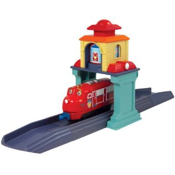 "Chuggington Die-Cast Badge Quest Wilson ""Knowing Where You're Going"" - 1"