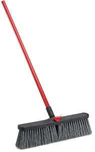 "Libman 18"" Rough Surface Push Broom"
