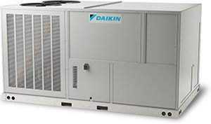 Daikin Goodman R410A Commercial Package Units 7.5 Ton 11.5 Seer 3 Phase Air Conditioner 460 Volt front-639177