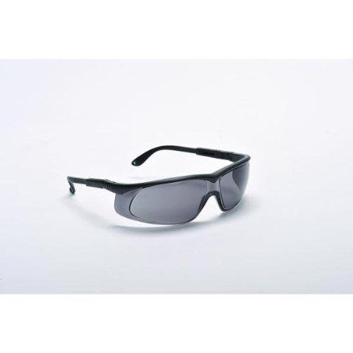 Warrior Safety Glasses - Gray Lens Case Pack 300