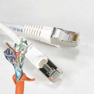 Cat 5E Shielded Patch Cables