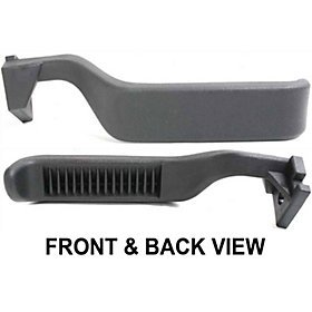 Ford F-Series Pickup 87-96 Front Door Handle Rh, Inside, Textured Black front-421426