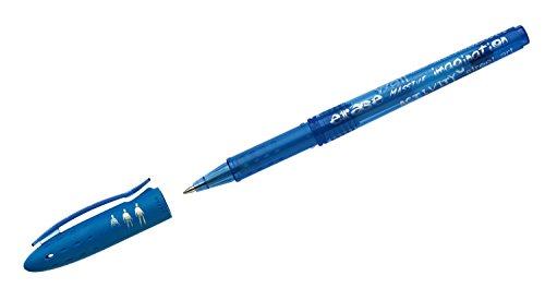 Uni Ball UF-2020300 - Bolígrafo de tinta gel, azul