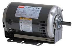 Dayton 1D170 Motor, 3/4 Hp, 60Hz, Belt