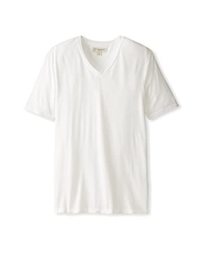 Burberry Men's Technical Modal Blended T-Shirt