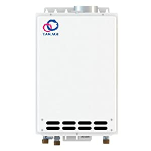 Takagi T-K4-IN-NG Indoor Tankless Water Heater, Natural Gas
