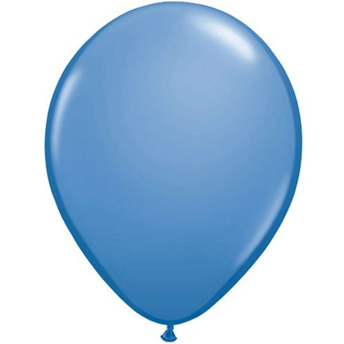 "16"" Periwinkle Latex Balloons (10 ct)"
