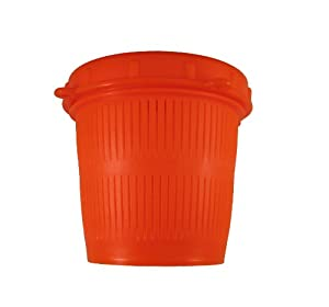 Ladner Traps 1/2 Liter Red Vented Bait Cup