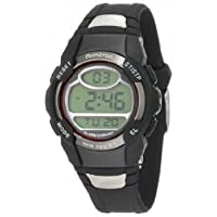 Armitron Unisex 45/6975RED Chronograph Black Digital Sport Watch from Armitron