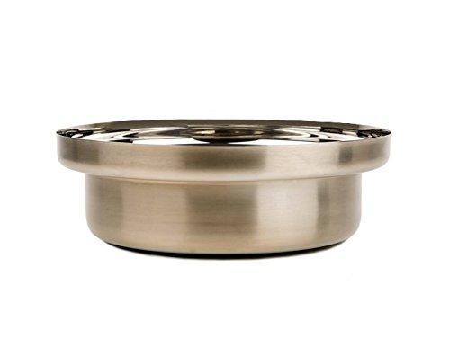 KnIndustrie Foodwear - Low Casserole Ø10.2 Bronze