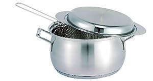 Beka Cookware Avant Garde Deep Fryer - 9.5 Inch by Beka