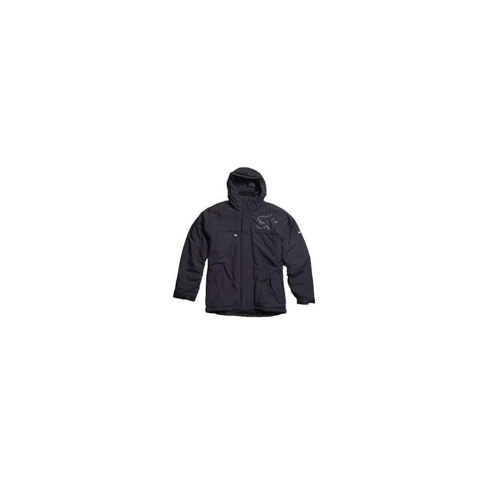 Fox Racing FX1 Jacket   Large/Black
